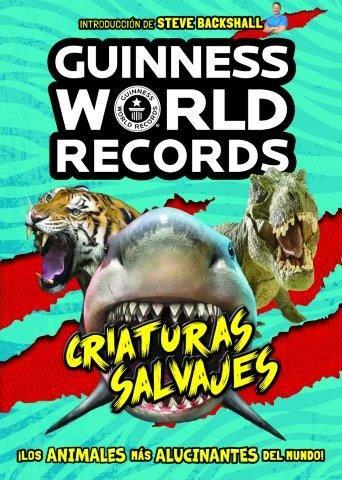 GUINNESS WORLD RECORDS CRIATURAS SALVAJS