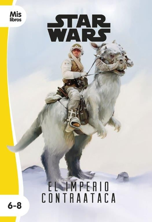 STAR WARS. EL IMPERIO CONTRAATACA. NARRATIVA AMARILLA