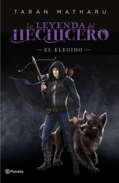 LEYENDA DEL HECHICERO EL ELEGIDO LA
