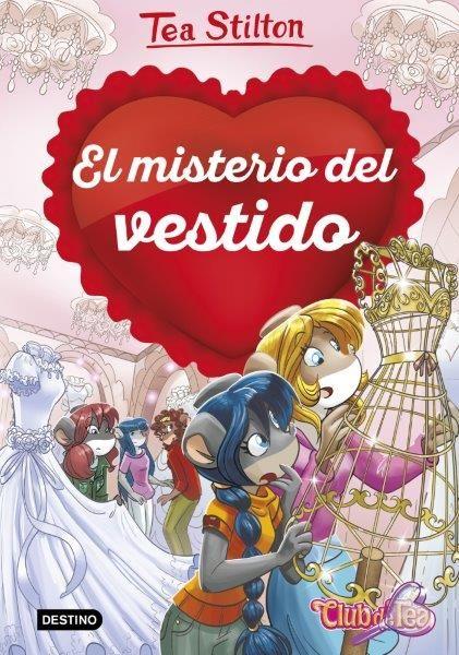 TSDC06 DET CORAZ EL MISTERIO DEL VESTIDO