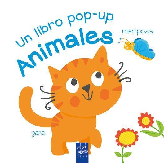 ANIMALES POP UP