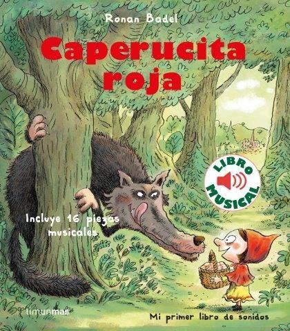 CAPERUCITA ROJA LIBRO MUSICAL