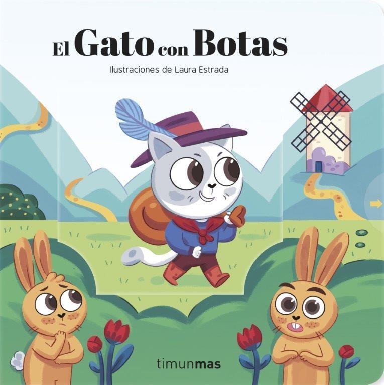 GATO CON BOTAS EL