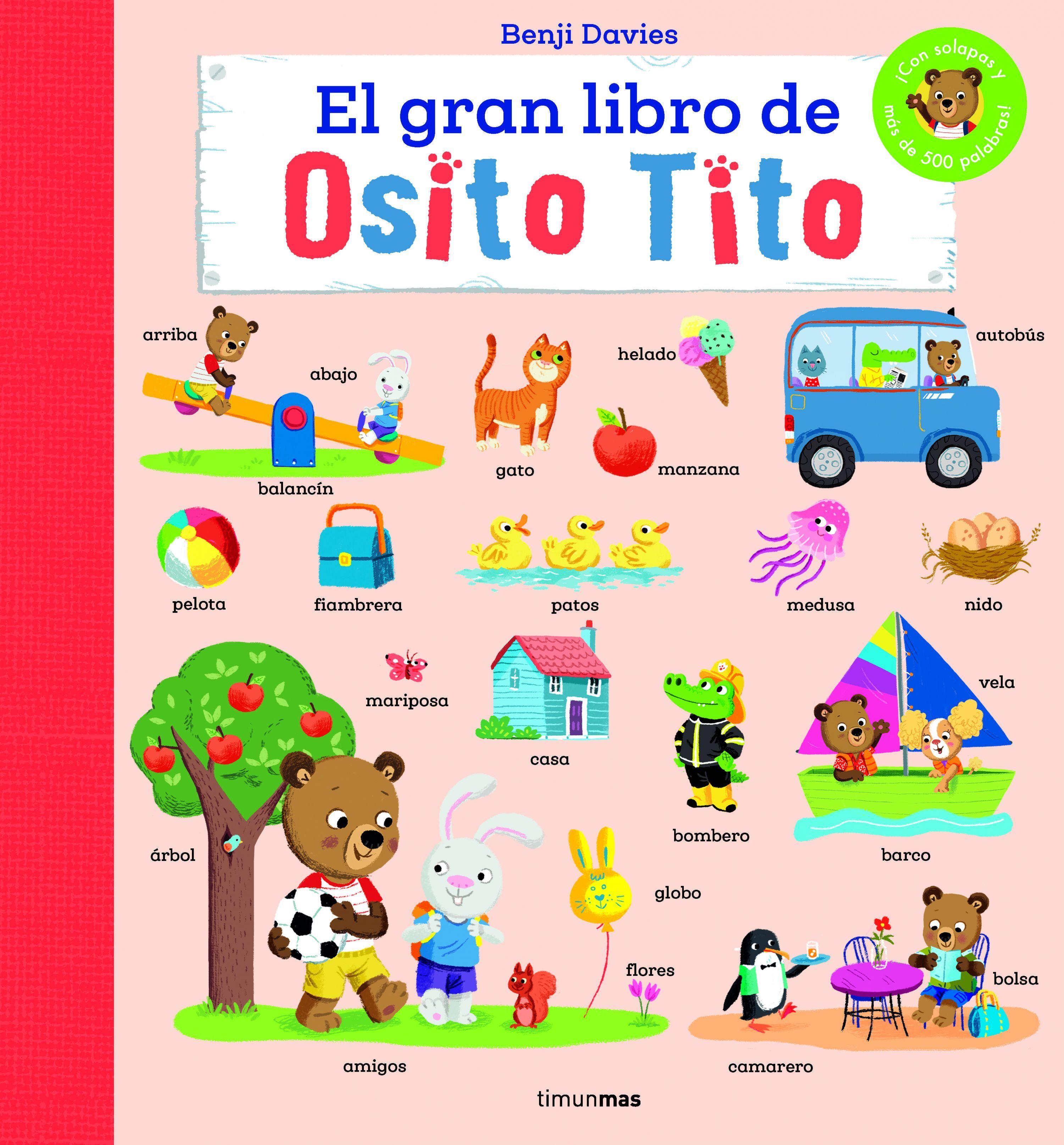 GRAN LIBRO DE OSITO TITO EL
