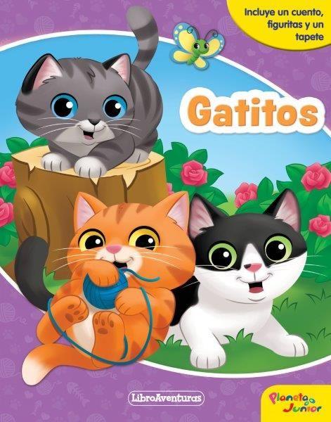 GATITOS LIBROAVENTURAS