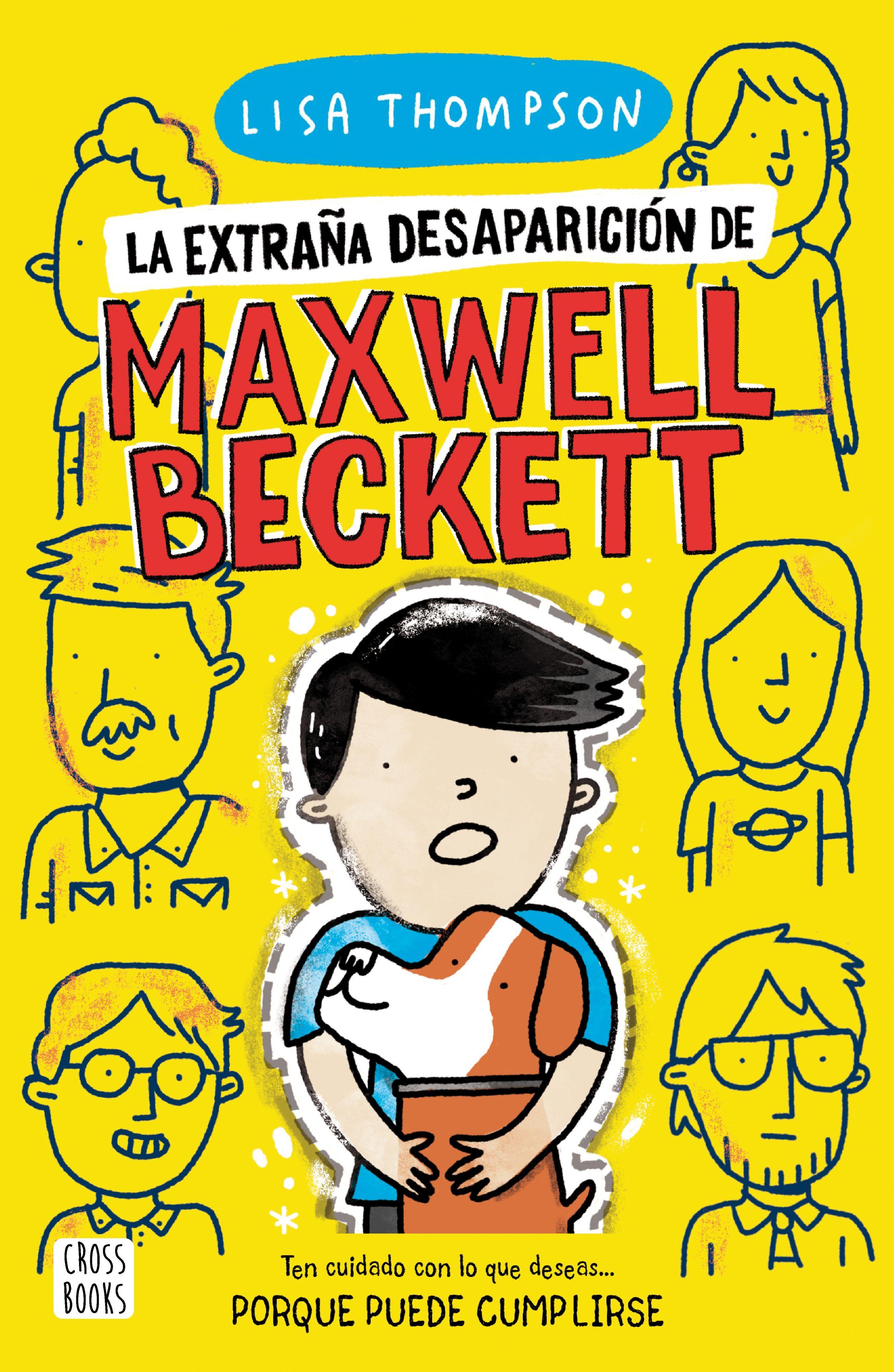 EXTRAÑA DESAPARICIÓN DE MAXWELL BECKETT LA