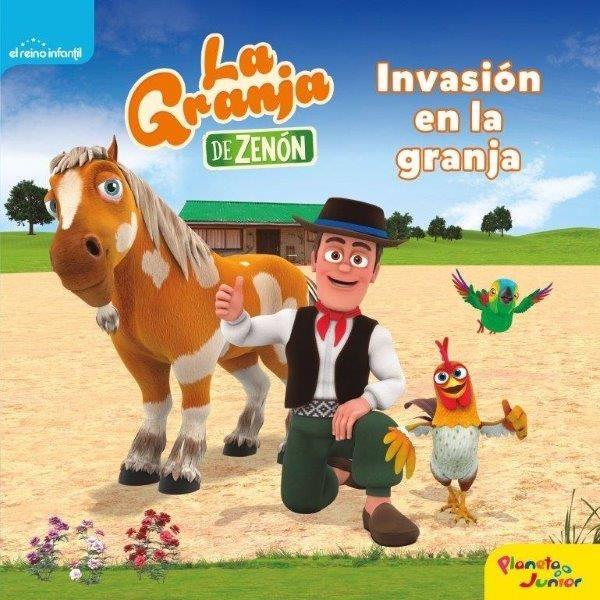 GRANJA DE ZENÓN. INVASIÓN EN LA GRANJA