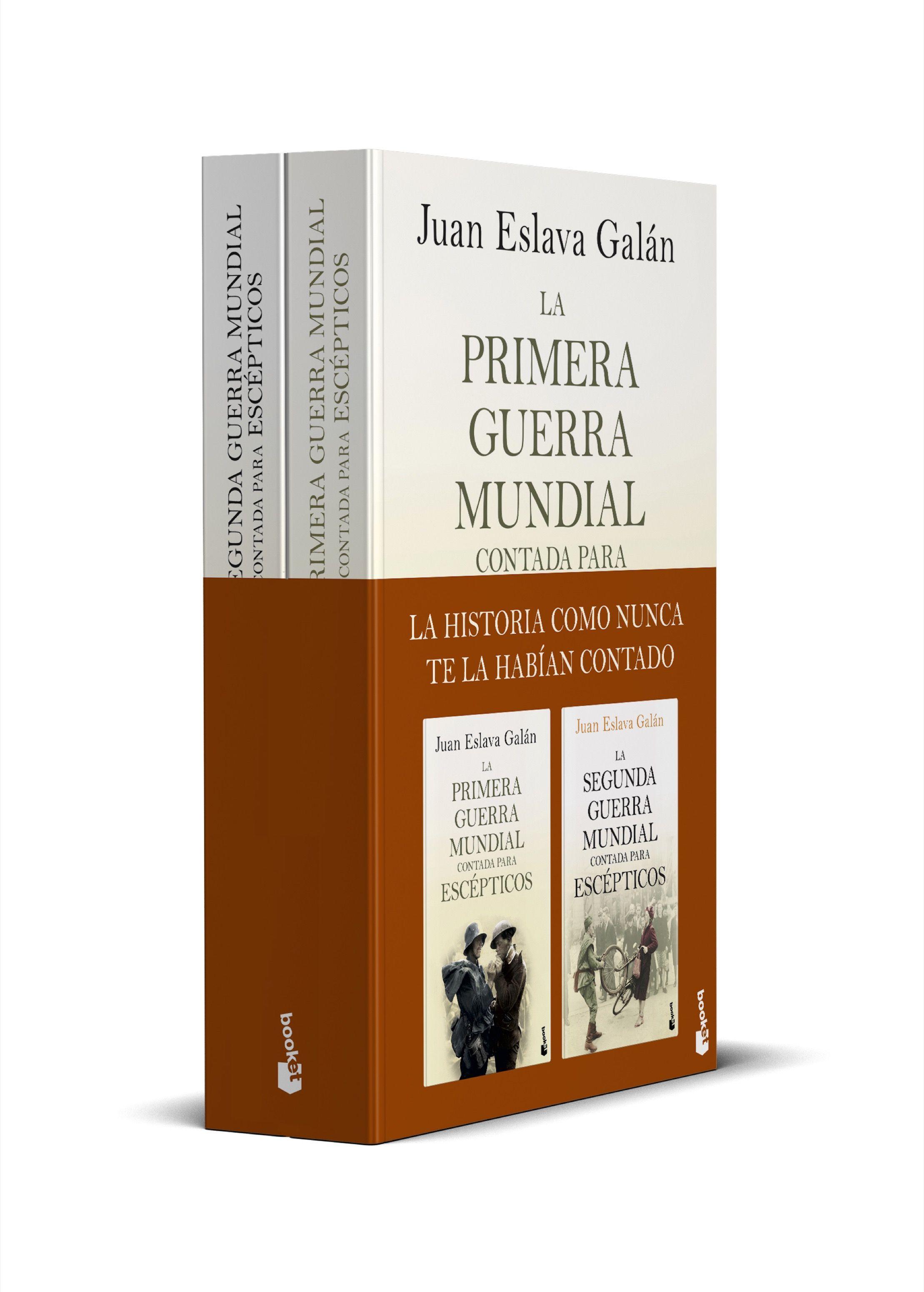 GUERRAS MUNDIALES CONTADAS PARA ESCEPTICOS PACK
