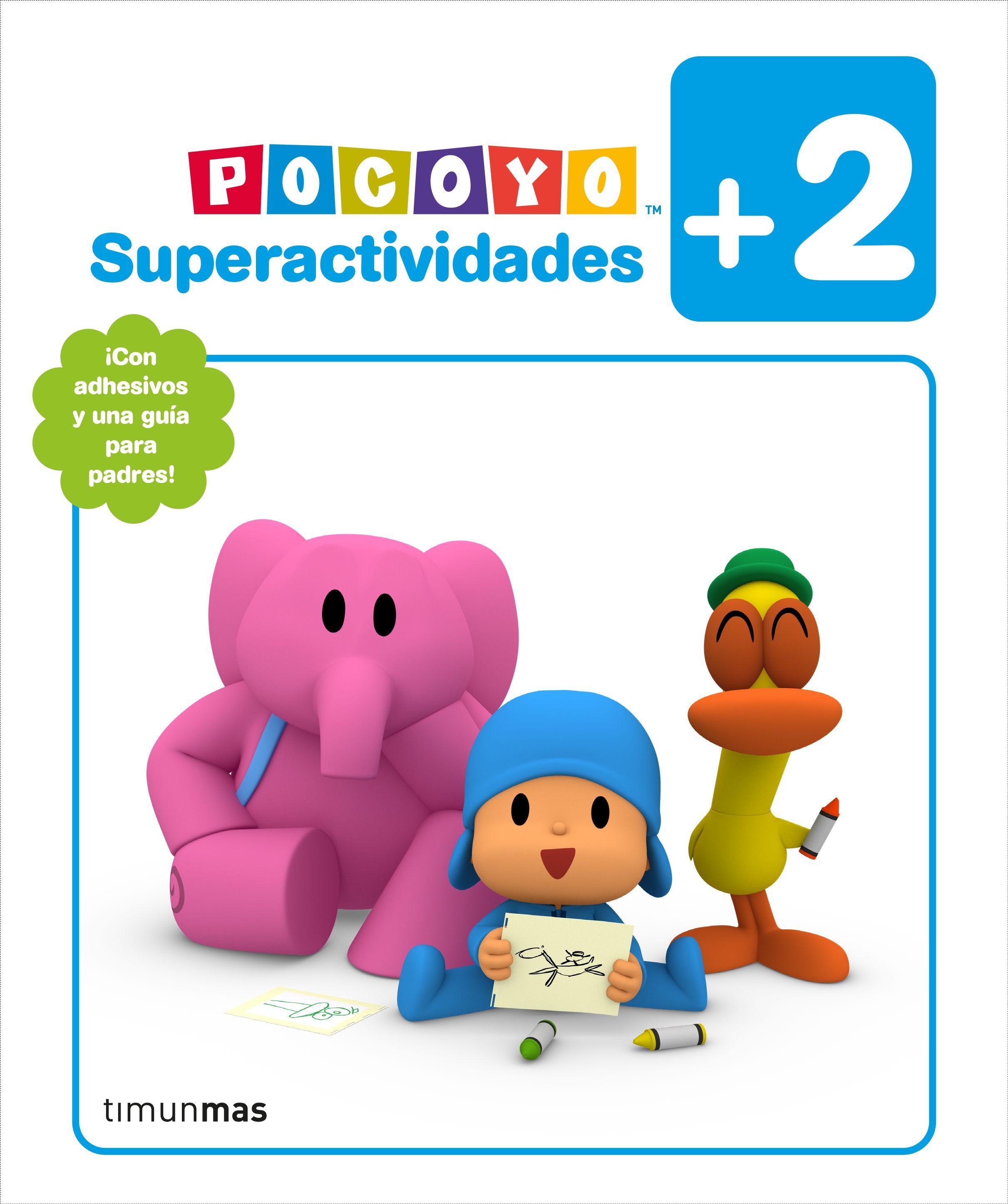 POCOYÓ SUPERACTIVIDADES +2