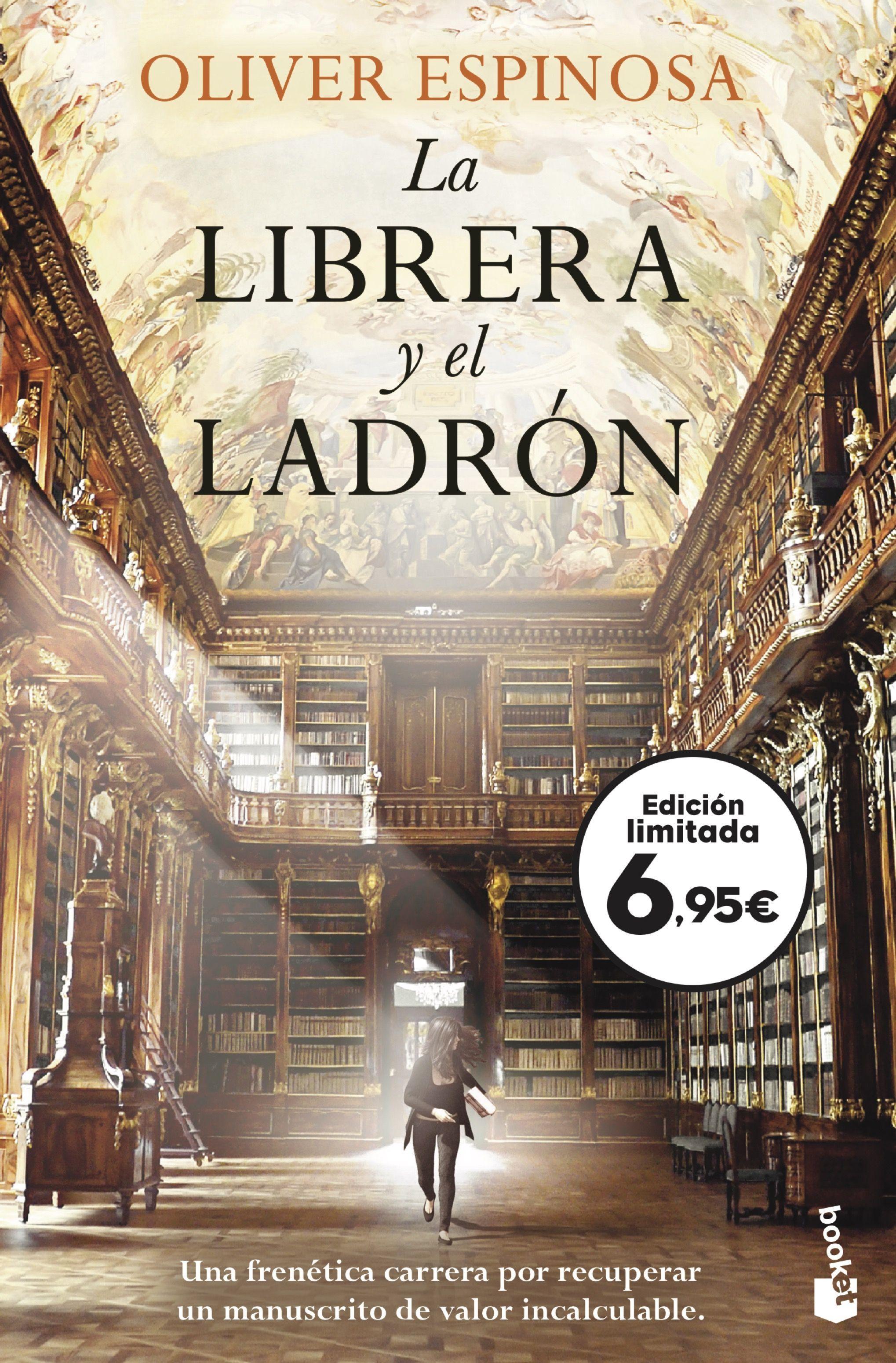 LIBRERA Y EL LADRÓN LA