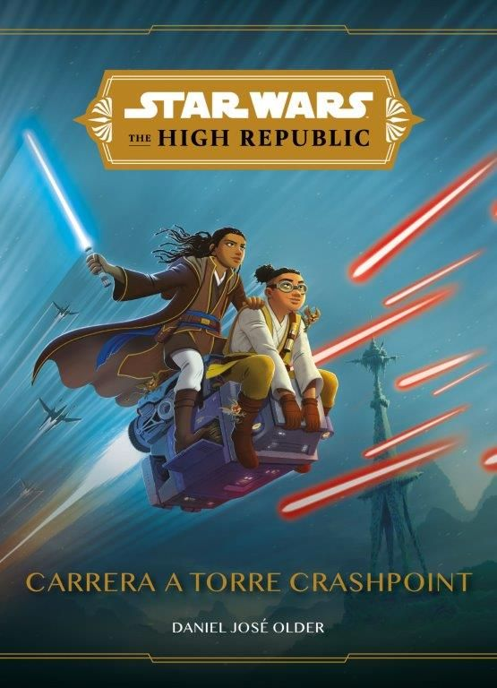 STAR WARS THE HIGH REPUBLIC CARRERA A TORRE CRASHPOINT