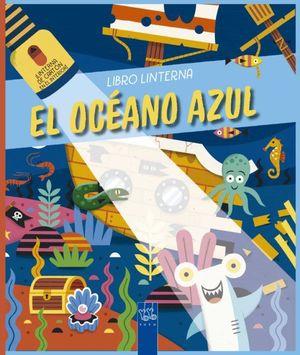 OCEANO AZUL EL LIBRO LINTERNA