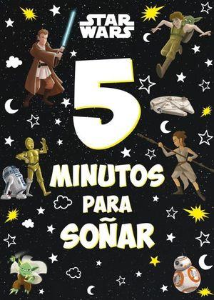 STAR WARS 5 MINUTOS PARA SOÑAR