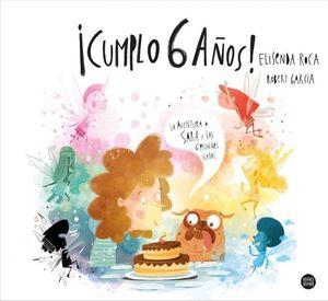 CUMPLO 6 AÑOS
