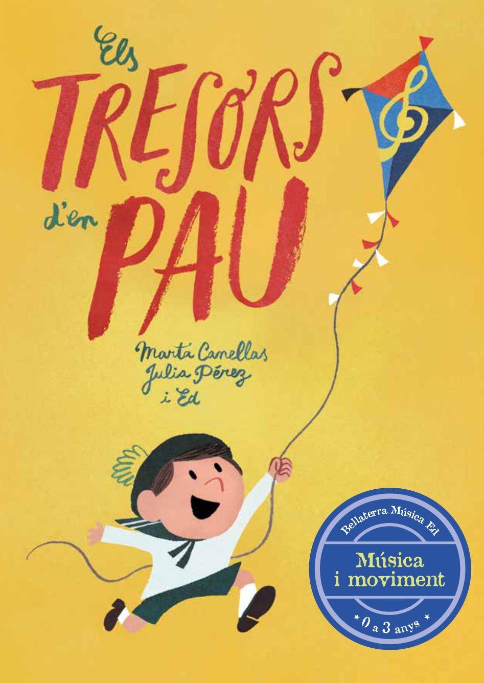 TRESORS D.EN PAU ELS (LLIBRE+CD)