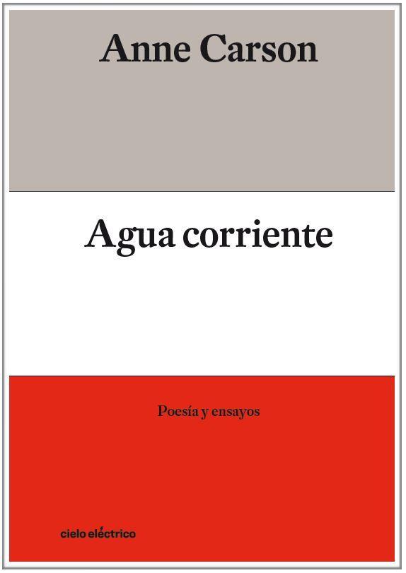 AGUA CORRIENTE (BILINGÜE)