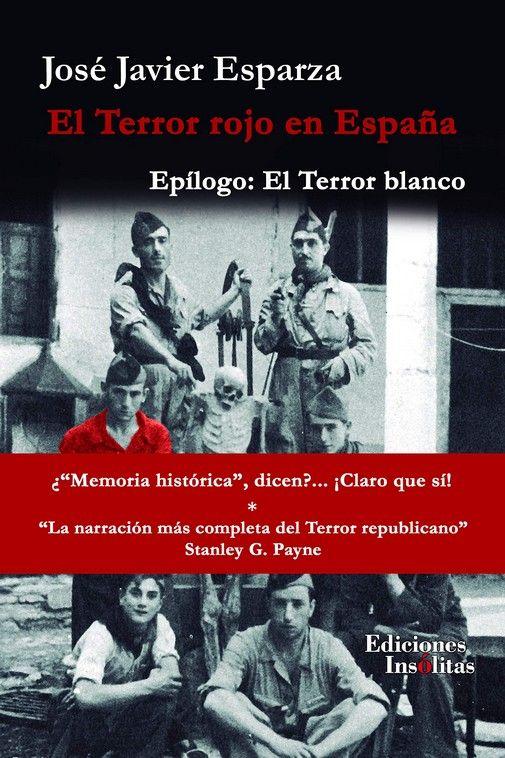 TERROR ROJO EN ESPAÑA EL