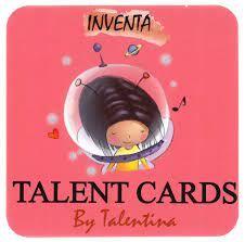 TALENT CARDS INVENTA