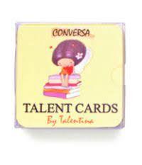TALENT CARDS CONVERSA CATALA