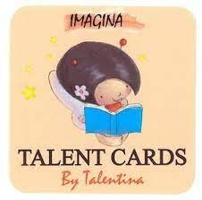 TALENT CARDS IMAGINA CATALA