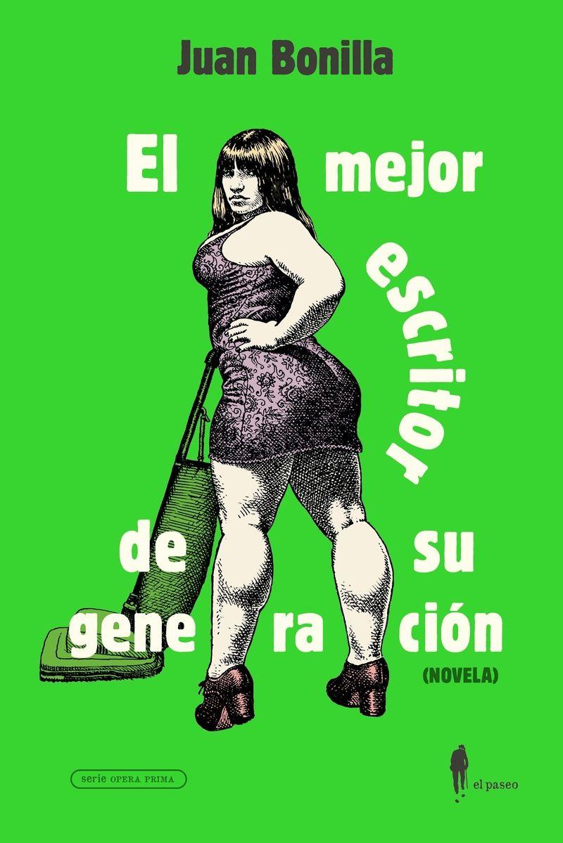 MEJOR ESCRITOR DE SU GENERACIÓN