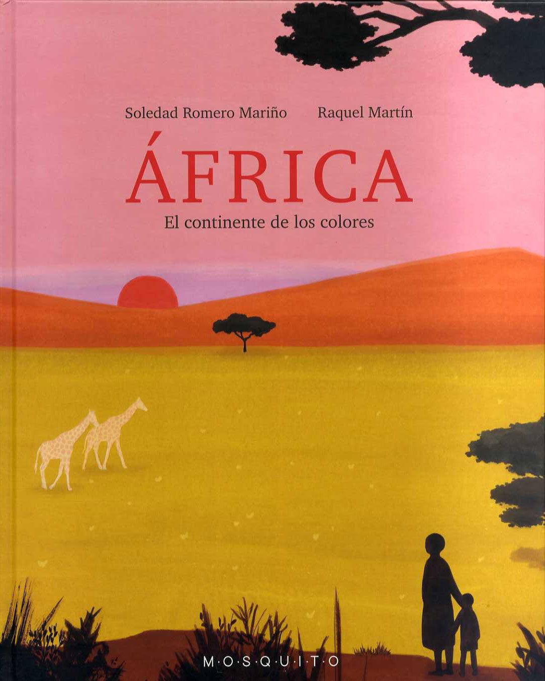 AFRICA EL CONTINENTE DE LOS COLORES