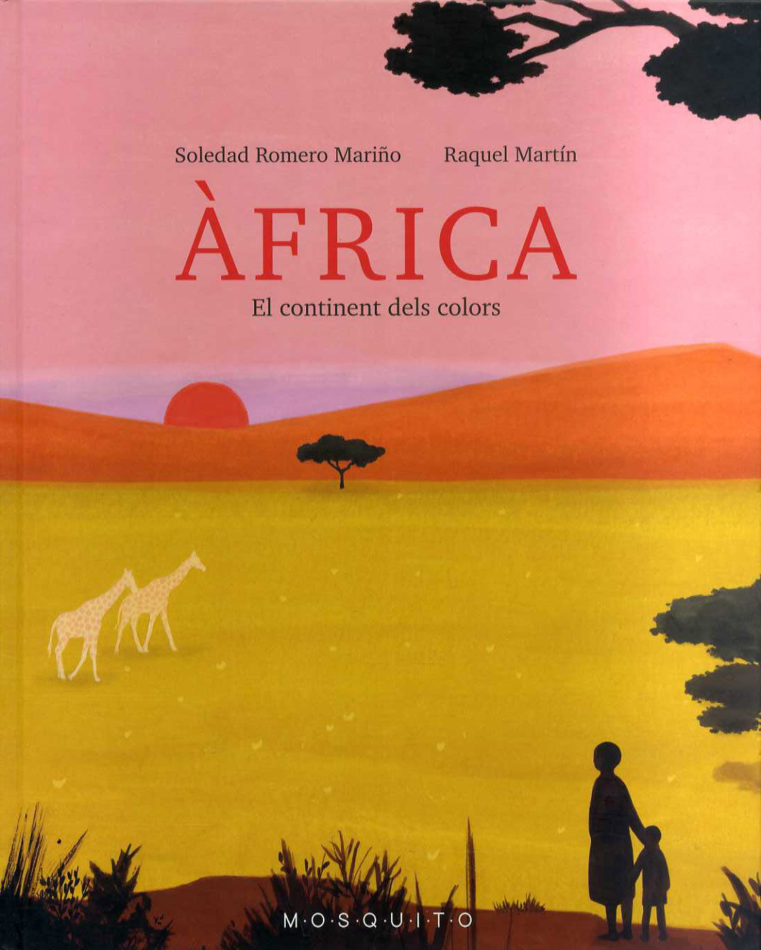 AFRICA EL CONTINENT DELS COLORS