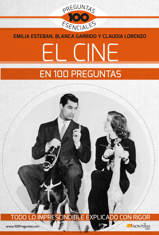 CINE EN 100 PREGUNTAS