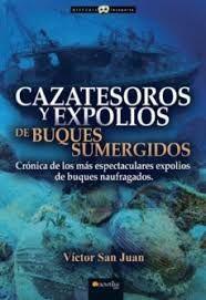 CAZATESOROS Y EXPOLIOS BUQUES SUMERGIDOS