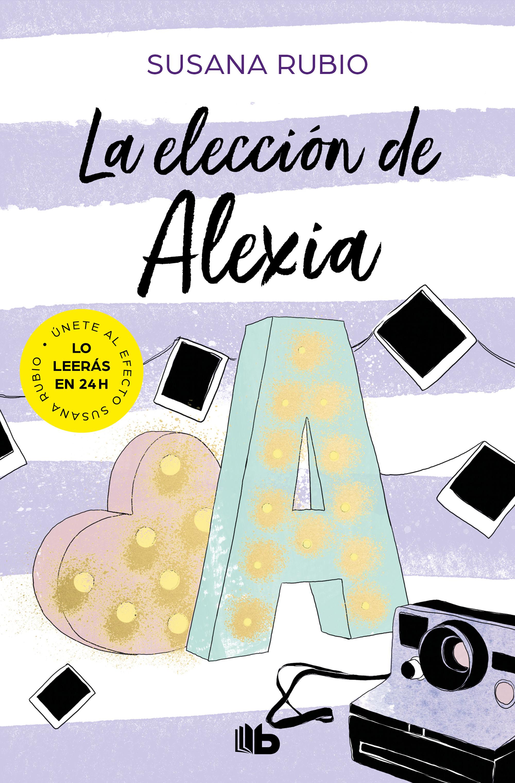 ELECCION DE ALEXIA LA SAGA ALEXIA 3