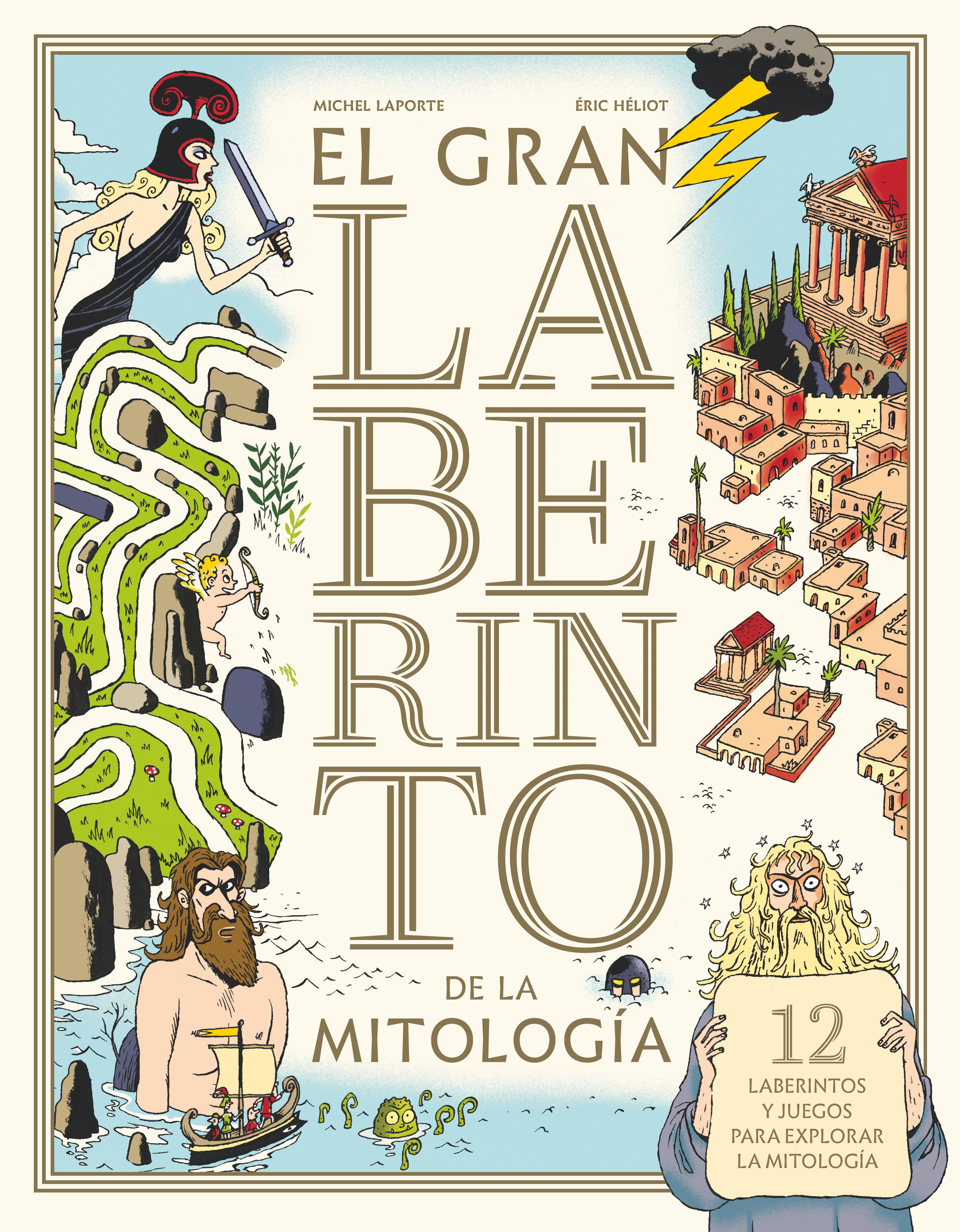 GRAN LABERINTO DE LA MITOLOGIA EL