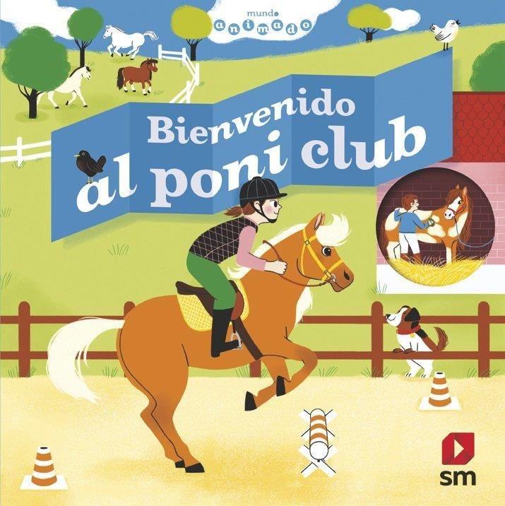 BIENVENIDO AL PONI CLUB MUNDO ANIMADO