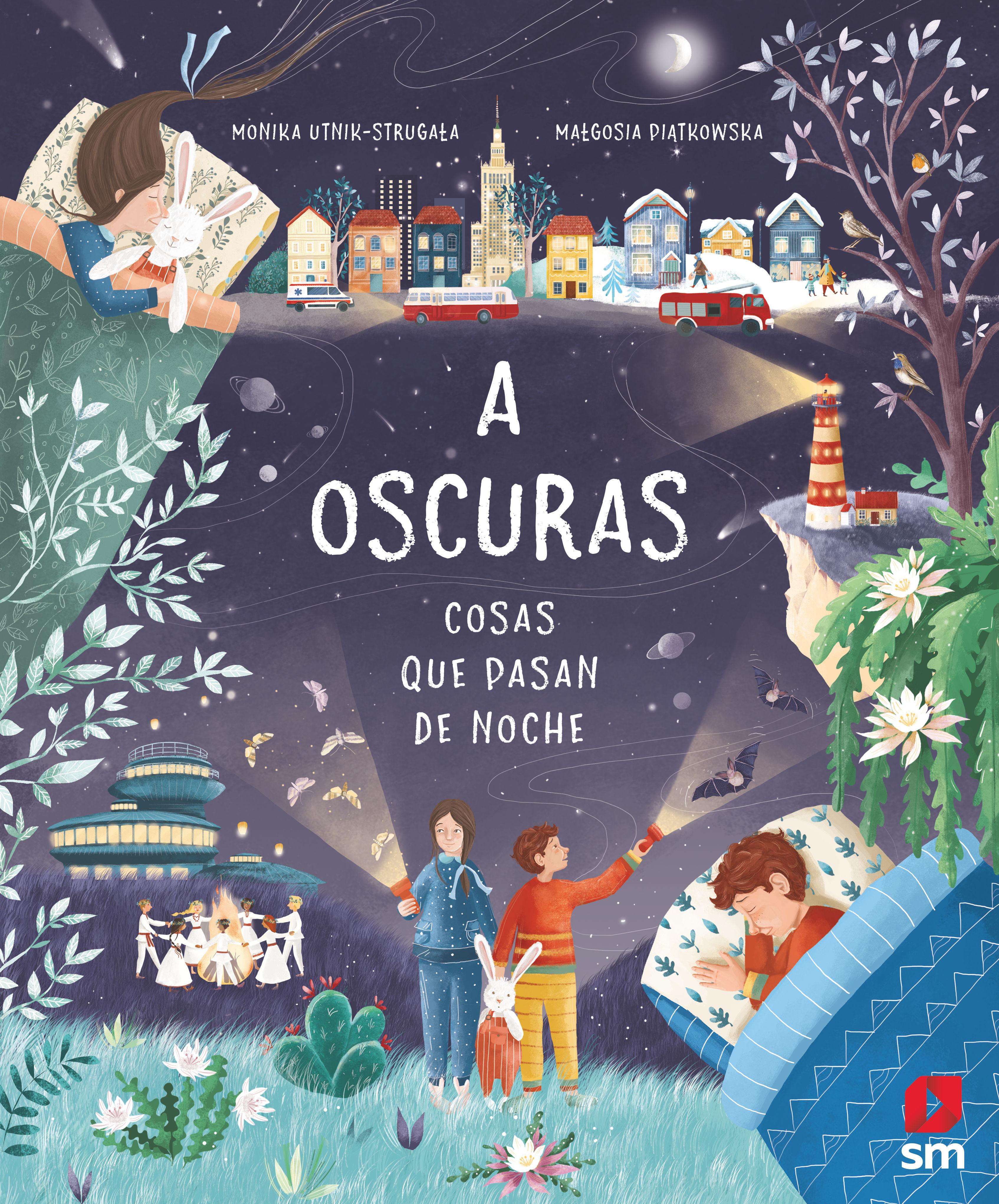 A OSCURAS COSAS QUE PASAN DE NOCHE