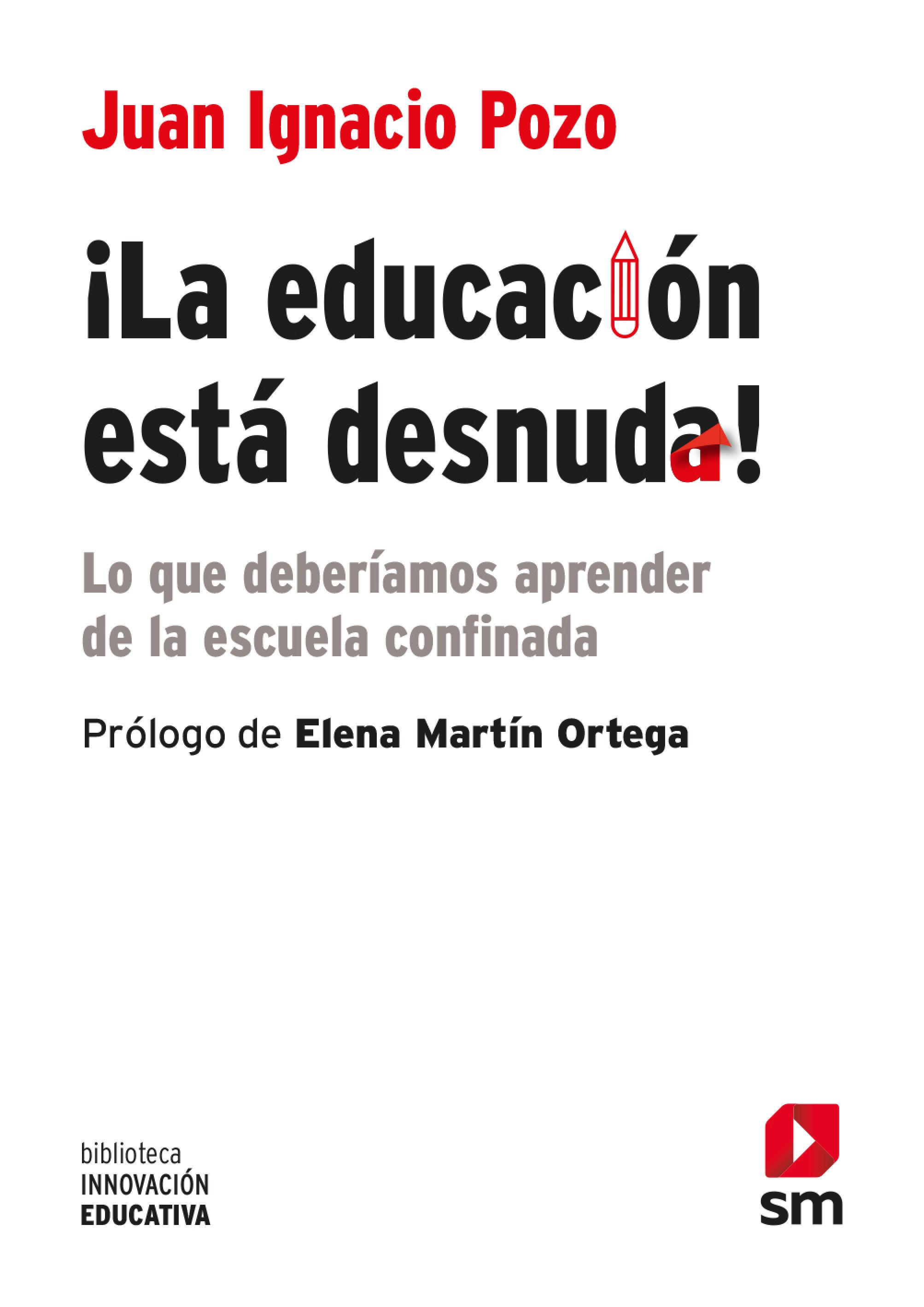EDUCACION ESTA DESNUDA LA