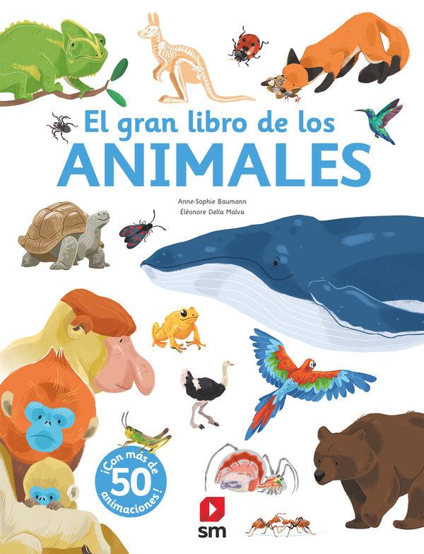 GRAN LIBRO DE LOS ANIMALES EL