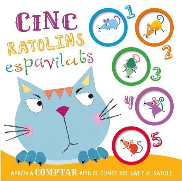 CINC RATOLINS ESPAVILATS