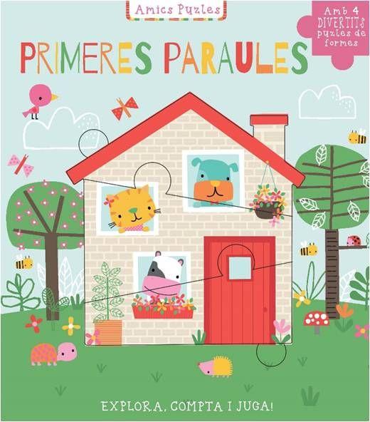 AMICS PUZLES PRIMERES PARAULES