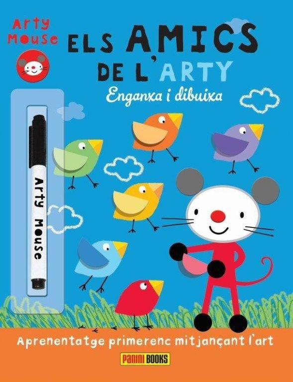 AMICS DE L ARTY ELS ENGANXA I DIBUIXA