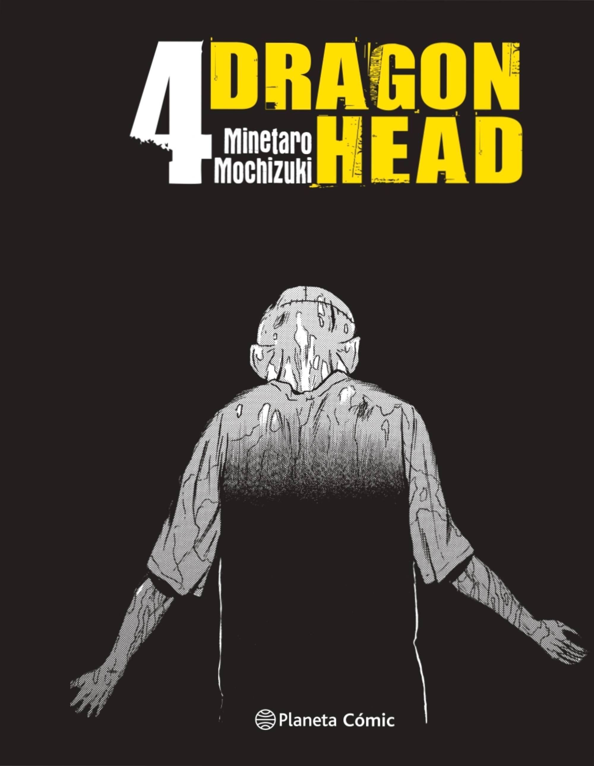 DRAGON HEAD Nº 04/05