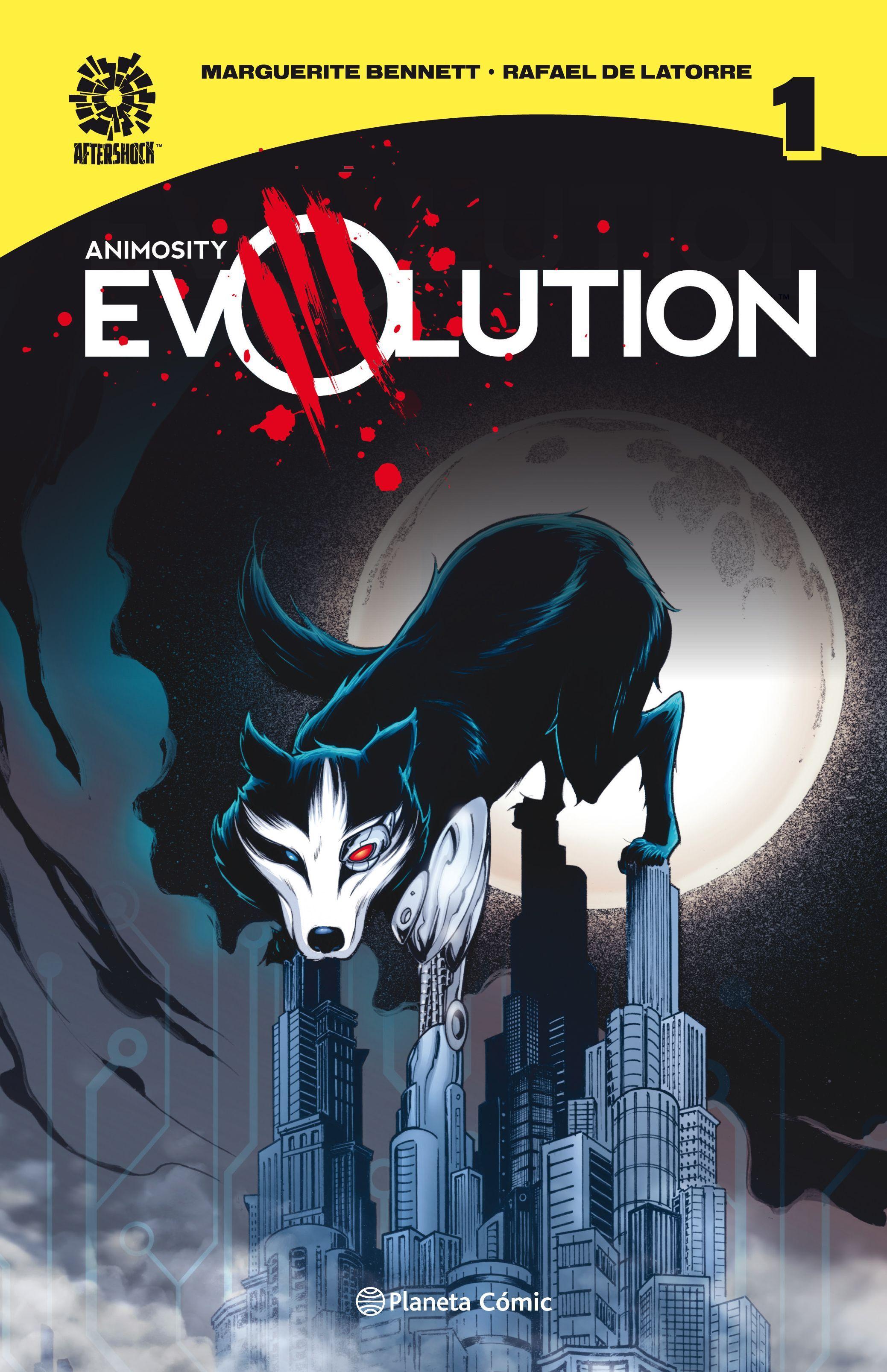 ANIMOSITY EVOLUTION Nº 01