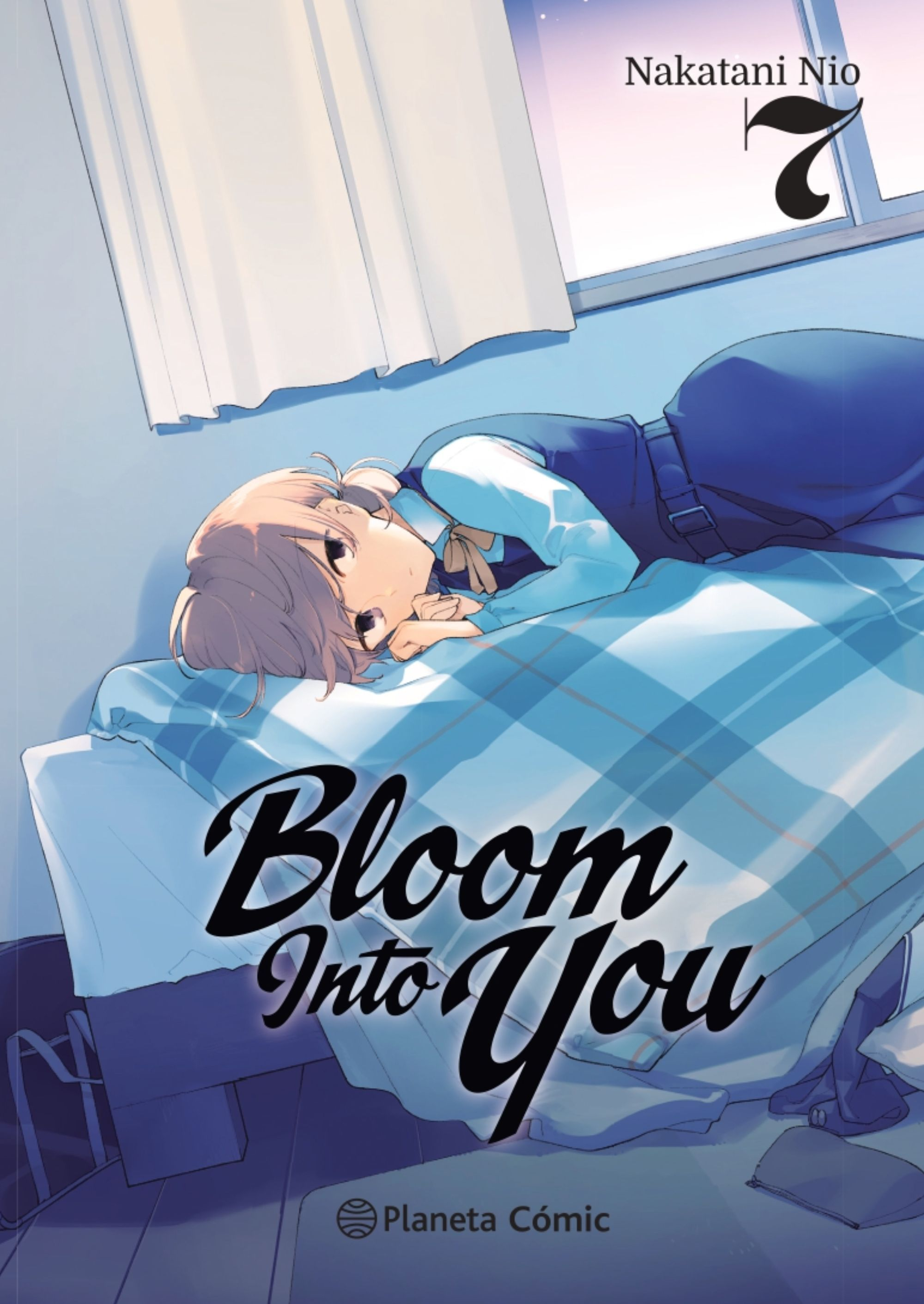 BLOOM INTO YOU Nº 07/08