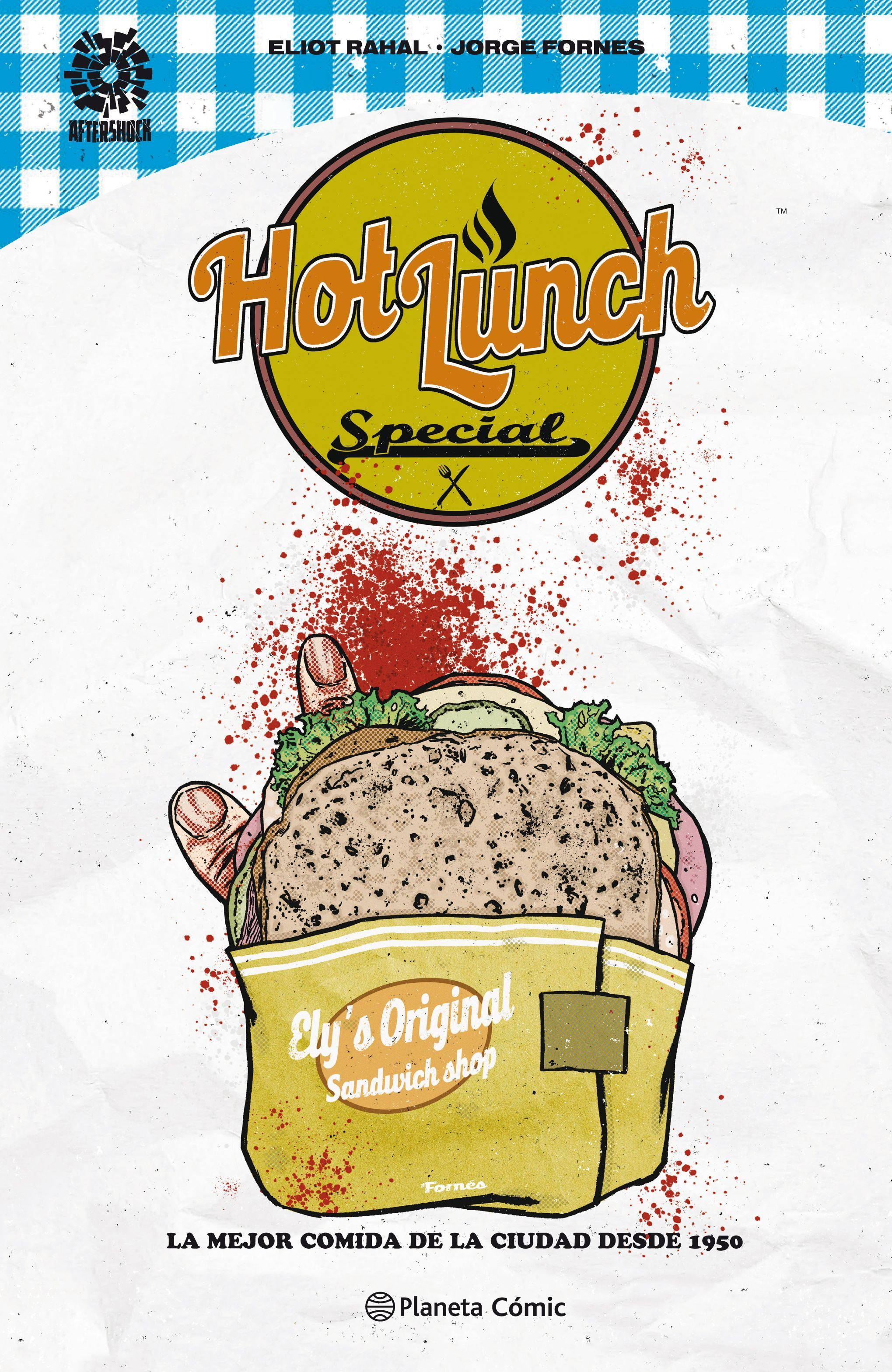 HOT LUNCH SPECIAL Nº 01