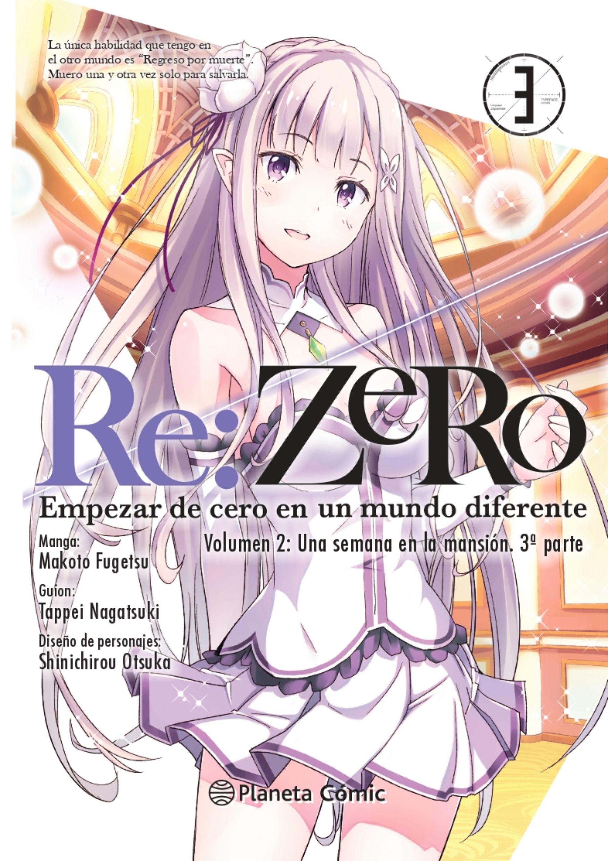 REZERO CHAPTER 2 Nº 03