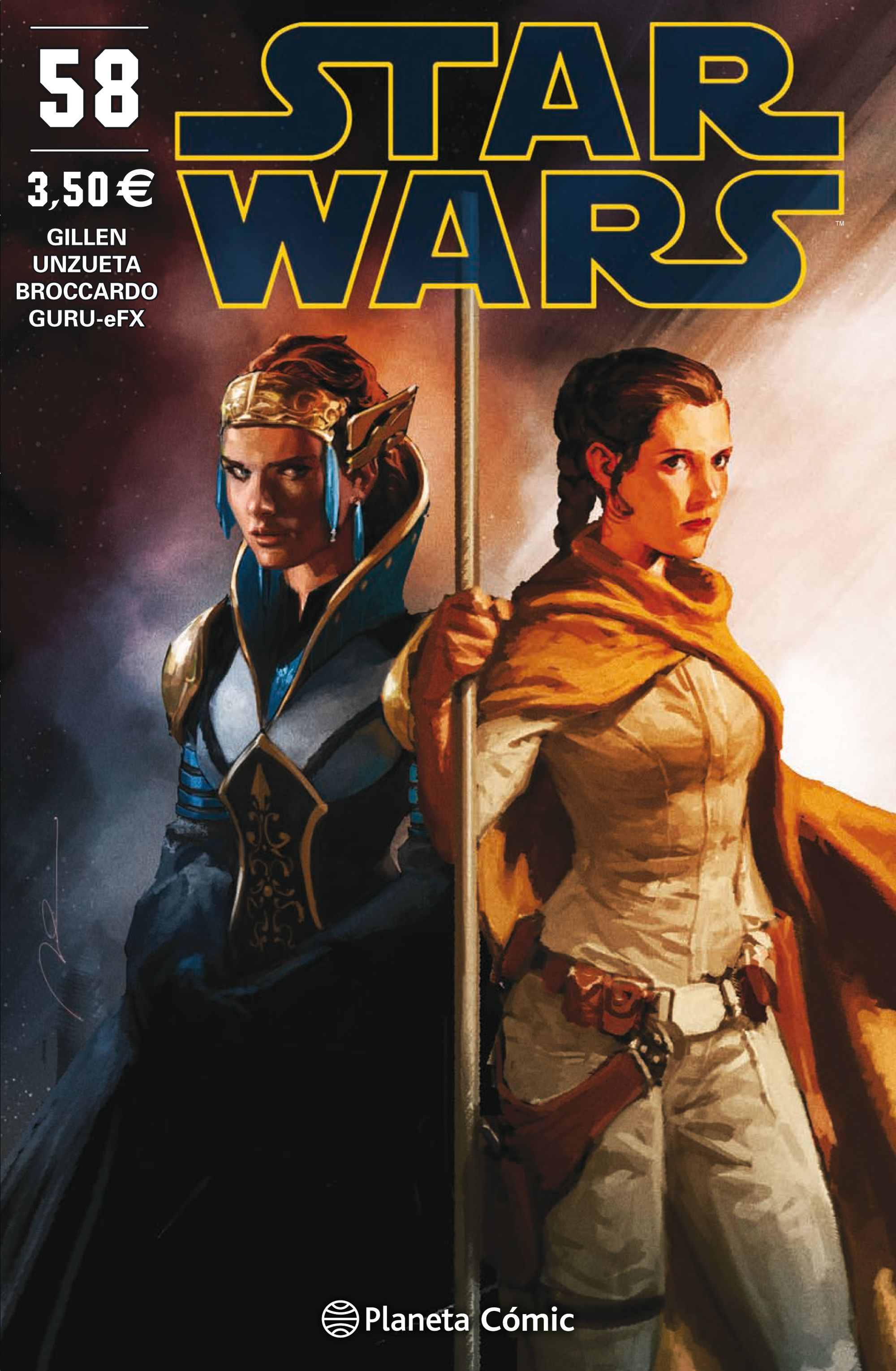 STAR WARS Nº58/64
