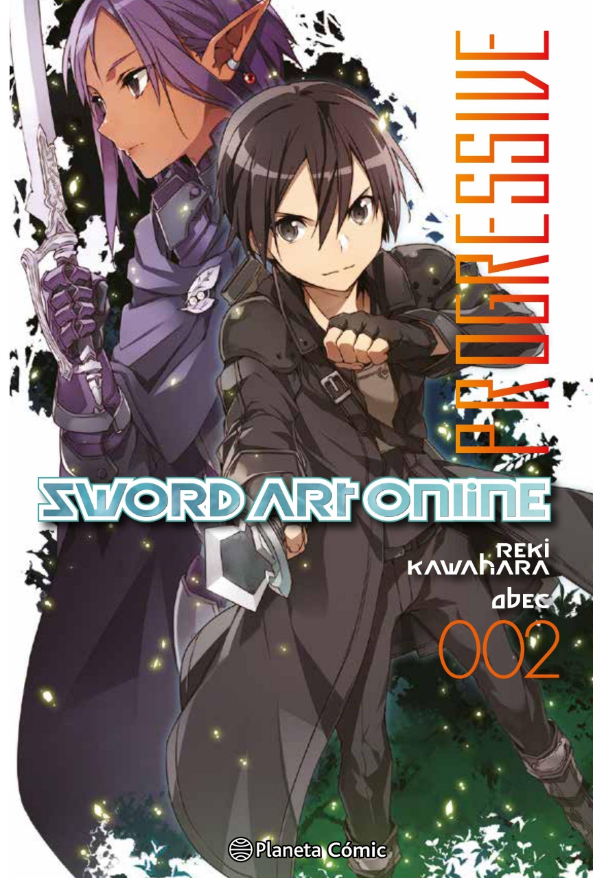 SWORD ART ONLINE PROGRESSIVENº02/06  (NOVELA)