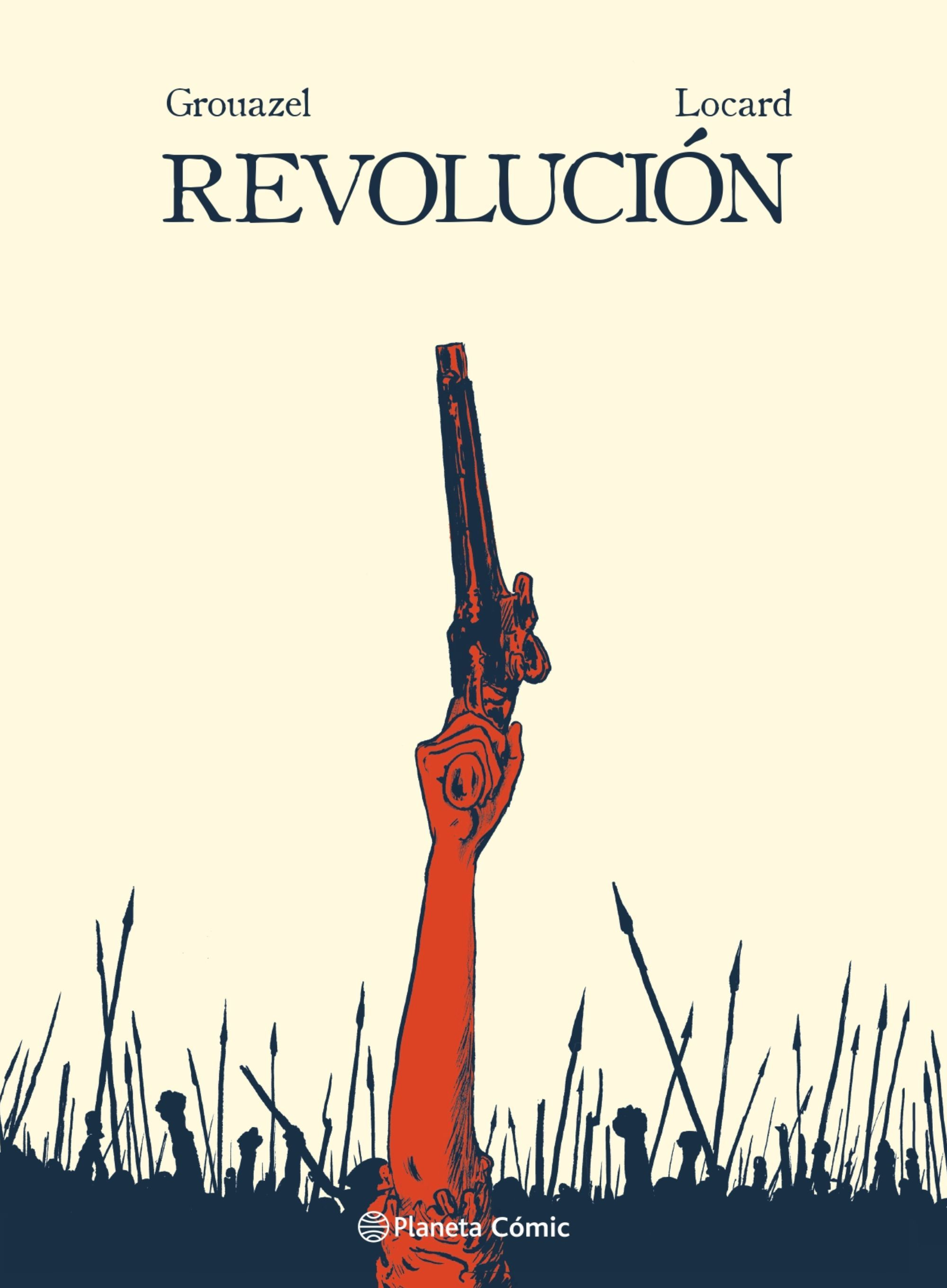 REVOLUCION 1 LIBERTAD
