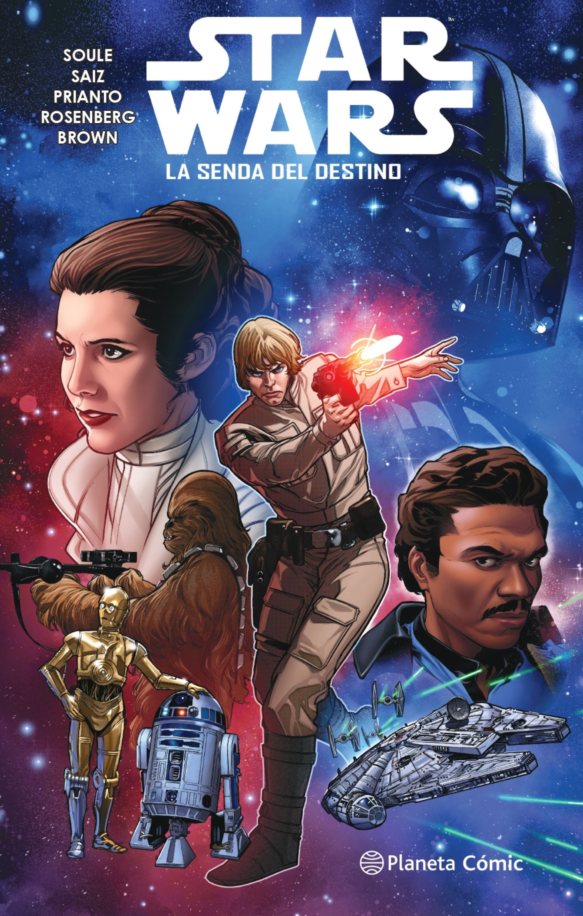 STAR WARS DESTINY PATH TOMO Nº 01
