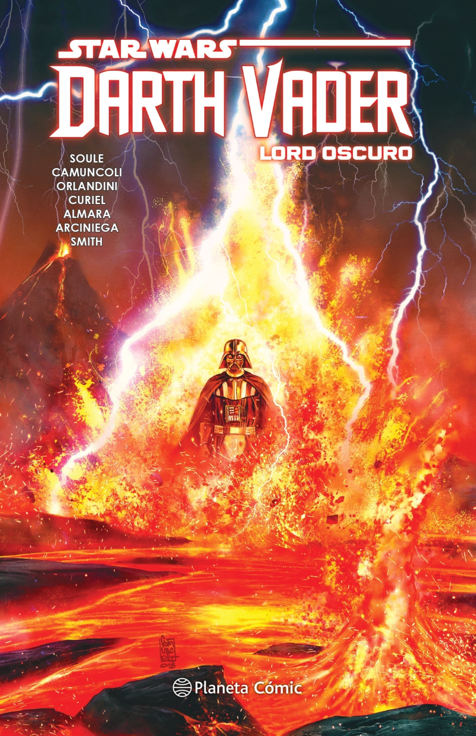STAR WARS DARTH VADER LORD OSCURO TOMO Nº 04/04