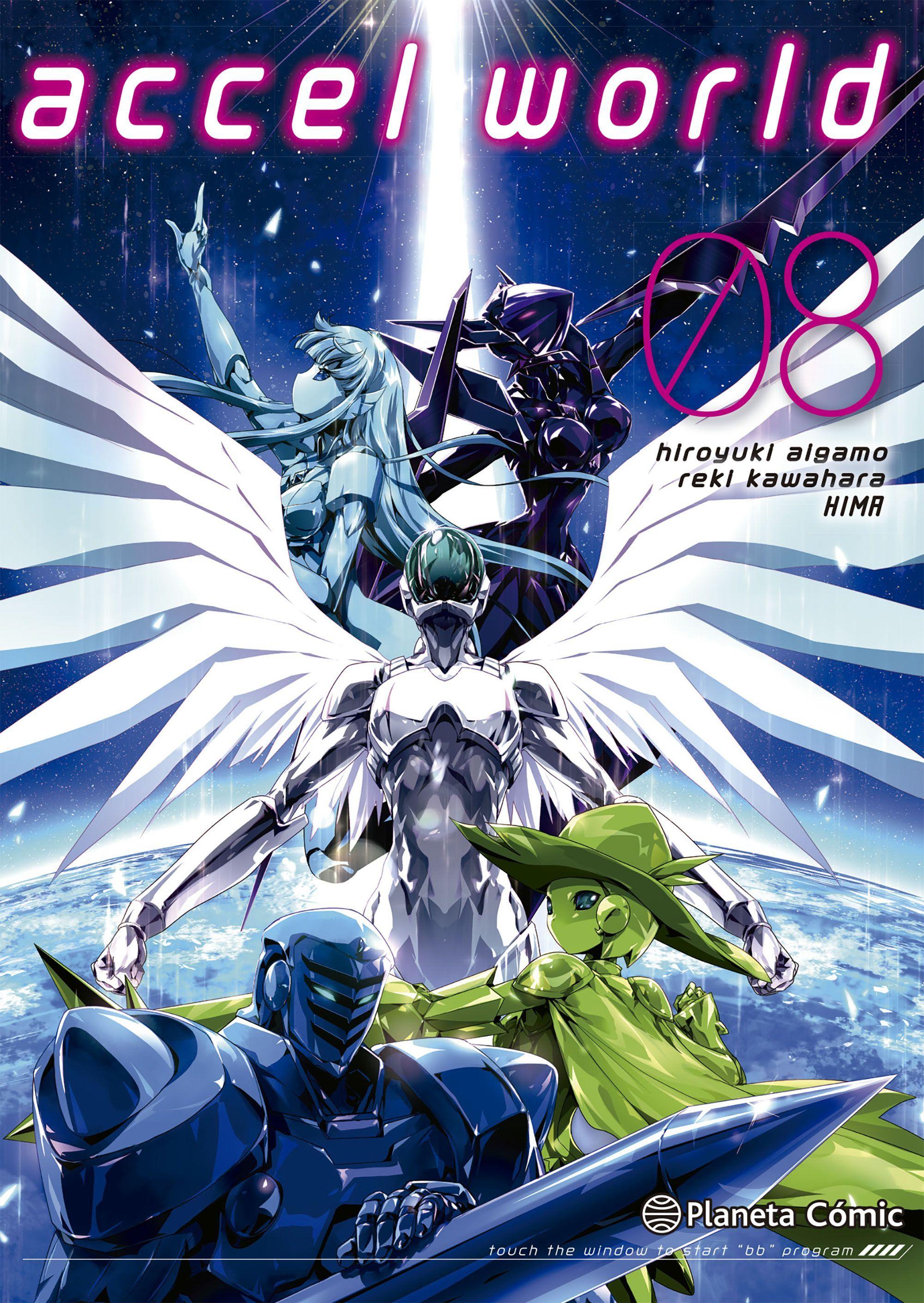ACCEL WORLD Nº 08/08