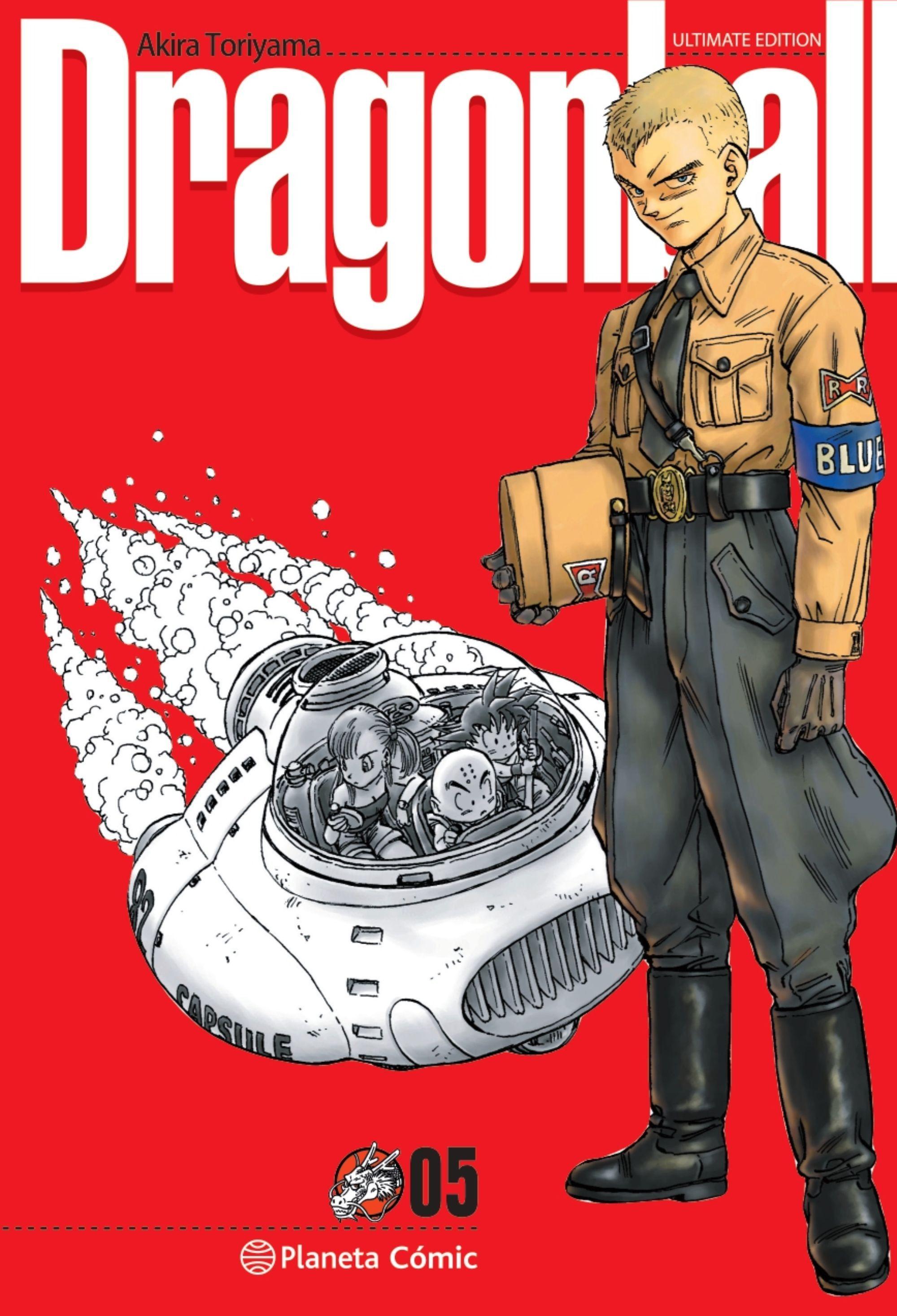 DRAGON BALL Nº 05/34
